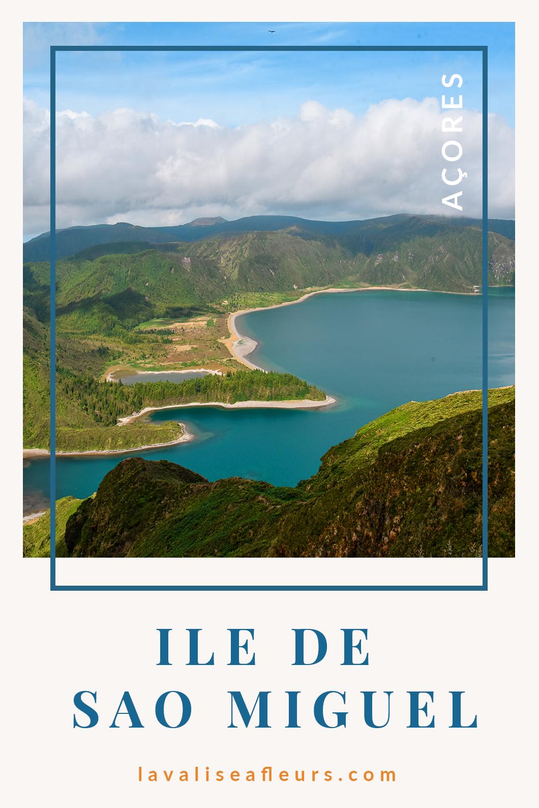 Guide de l'ile de Sao Miguel