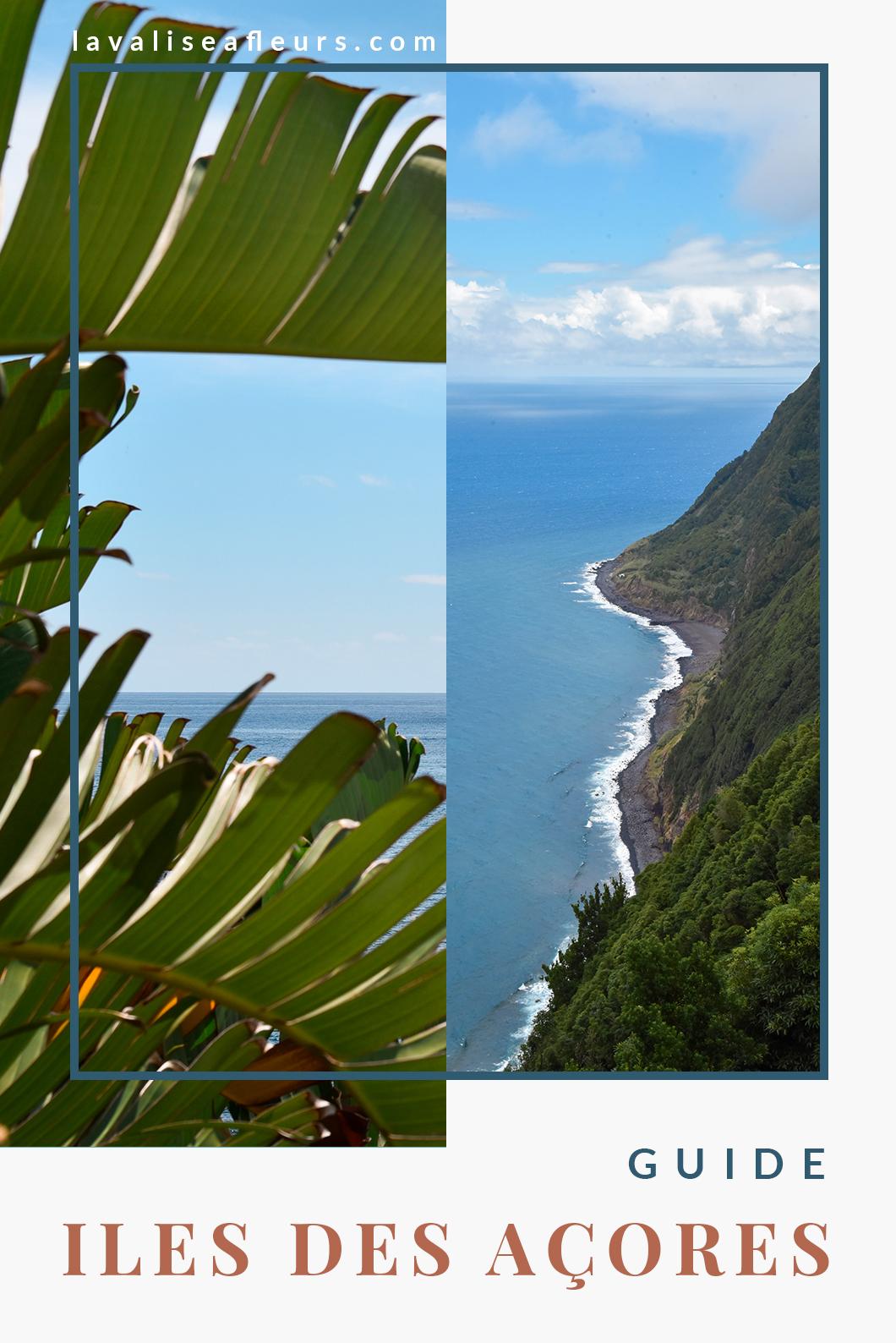 Guide des îles des Açores