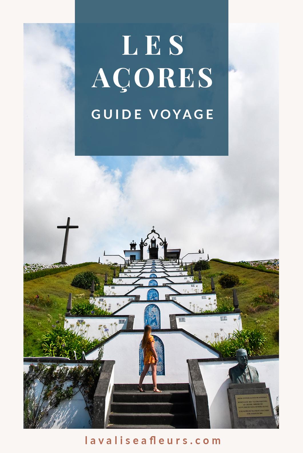 Guide voyage des Açores
