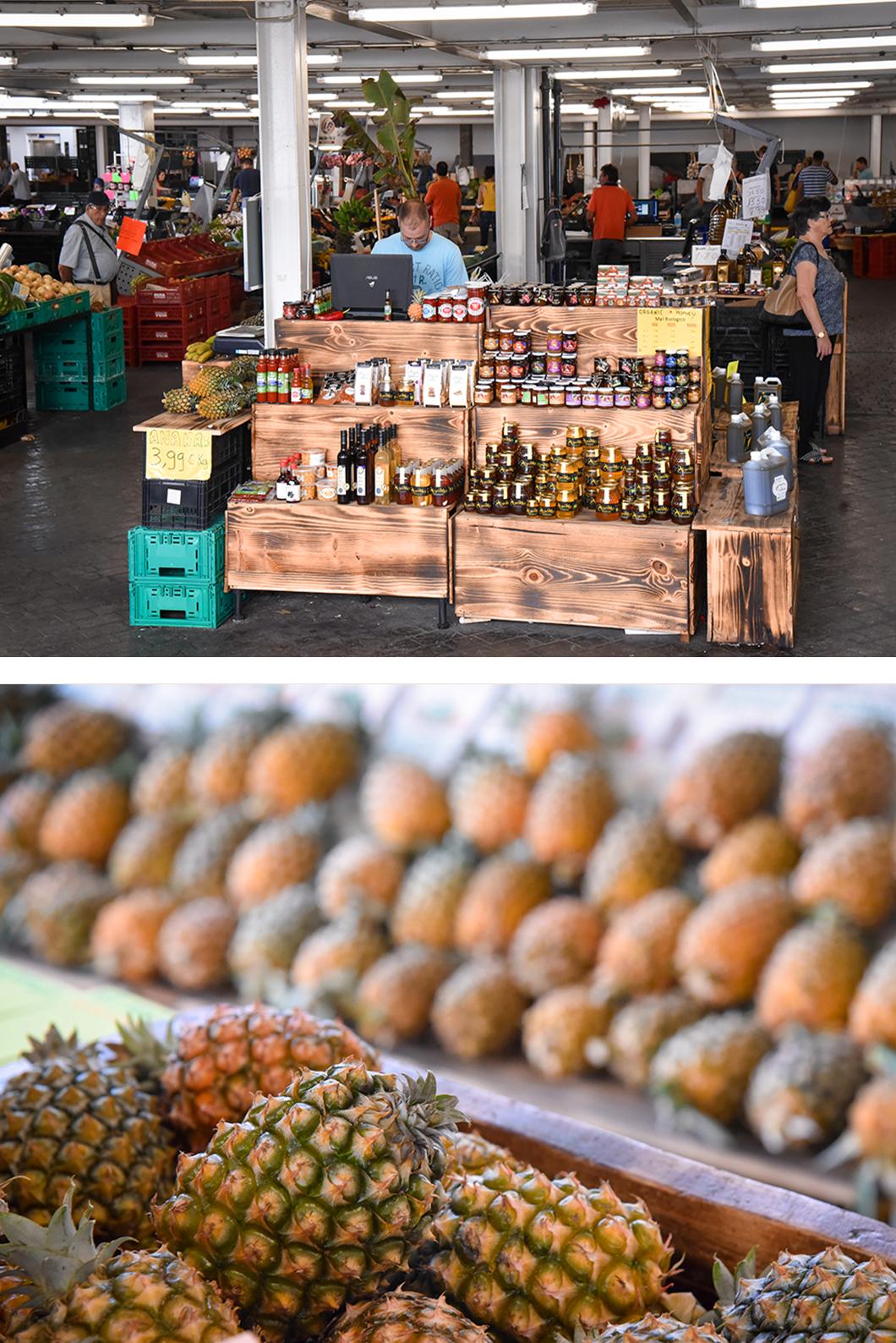 Mercado da Graça, Visite incontournable à Sao Miguel