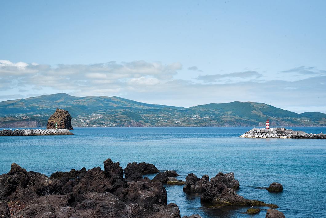 Que faire à Pico dans les Açores ? Balade à Madalena