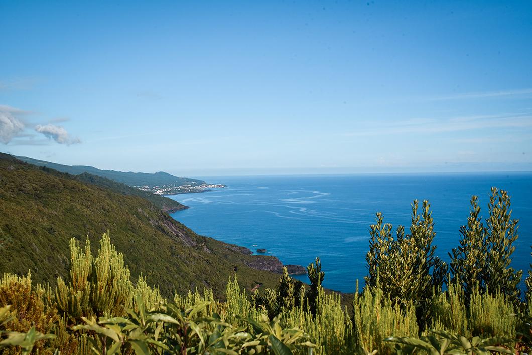 Faire le tour de l'ile de Pico dans les Açores au Portugal