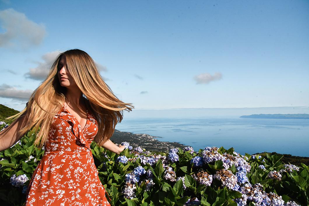 Découvrir l'île de PIco dans les Açores au Portugal