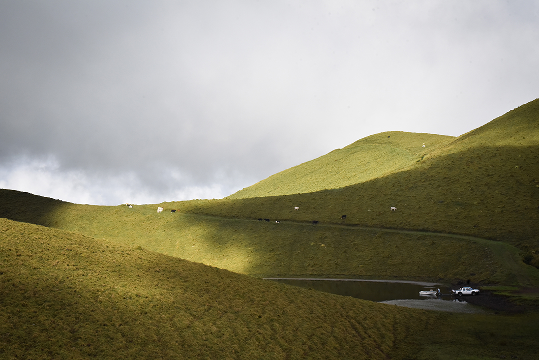 Les plus beaux lacs de Pico dans les Açores