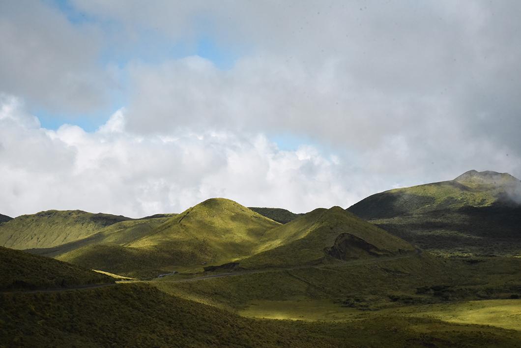 Roadtrip dans la Caldeira de l'île de Pico au Portugal