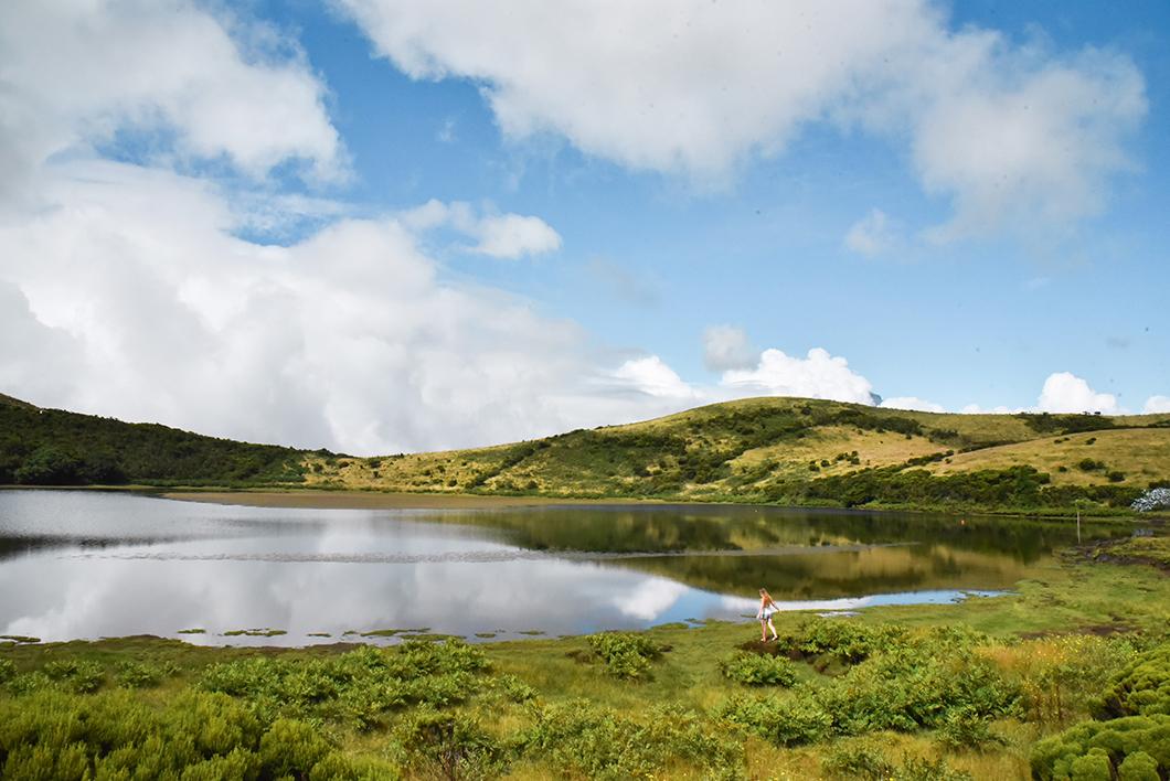 Découvrir l'île de Pico et ses nombreux lacs dans les Açores