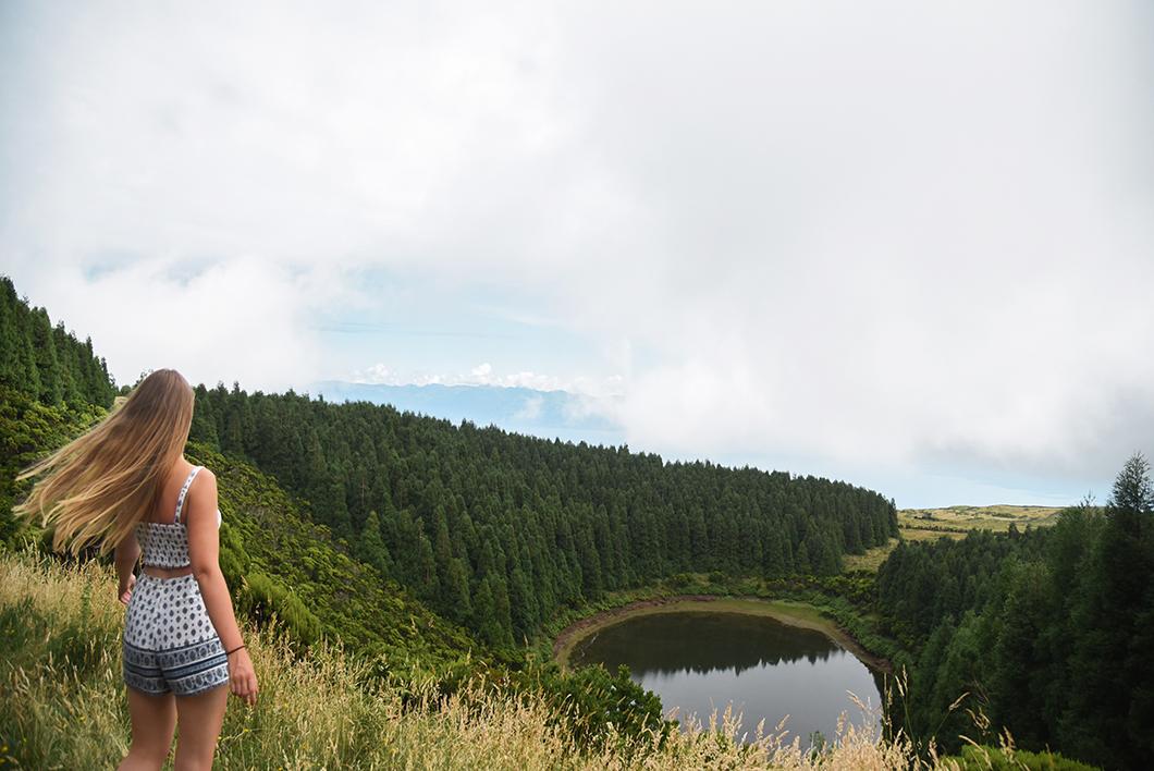Les lacs des Açores, incontournable au Portugal