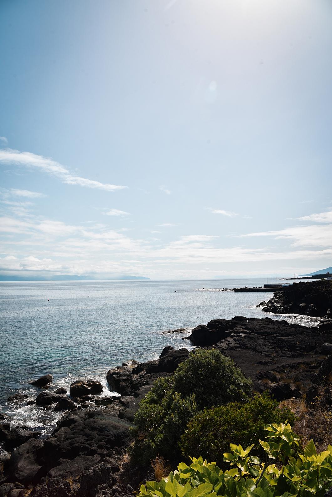 Activités dans les Açores, visite de Pico