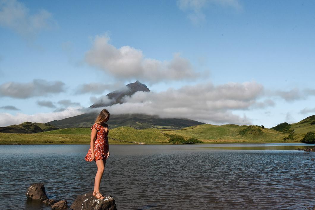 Voyage sur l'île de Pico dans l'archipel des Açores