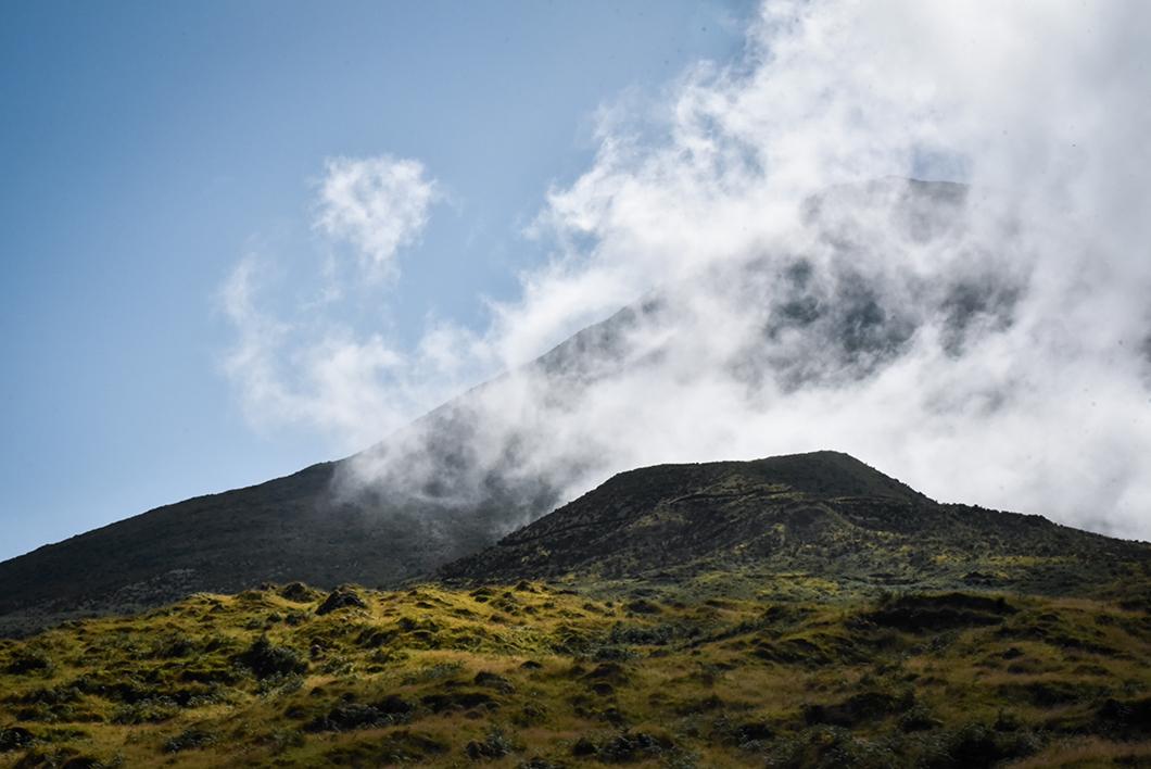 Randonnée au Mont Pico sur l'île de Pico