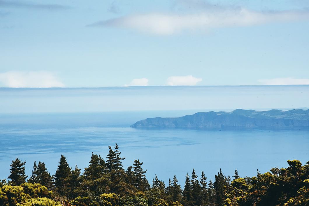Les beaux points de vue depuis le Mont Pico