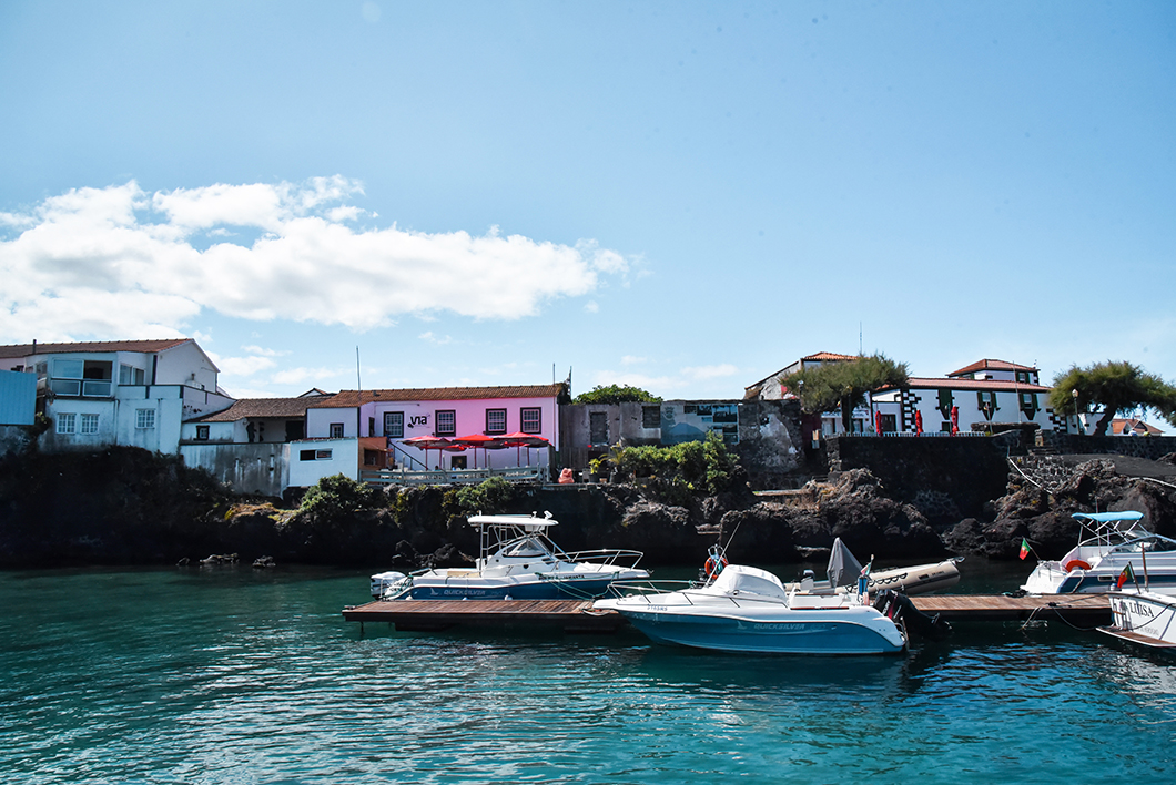 Découvrir Madalena sur l'île de Pico dans les Açores au Portugal