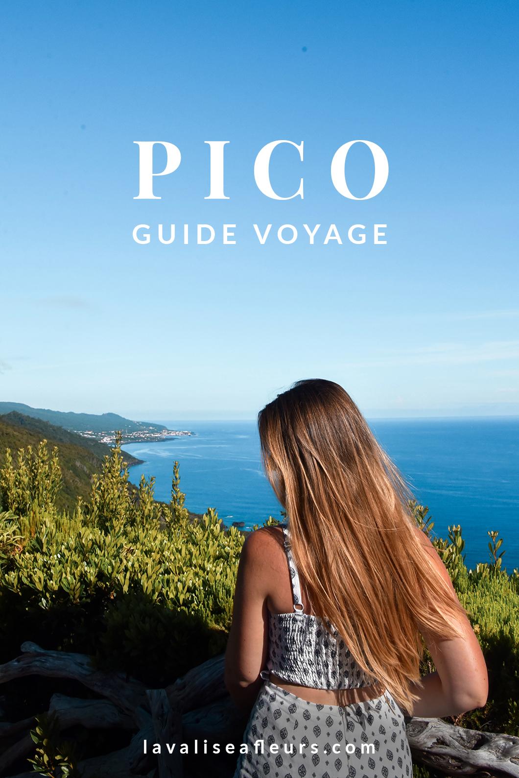 Pico, guide voyage