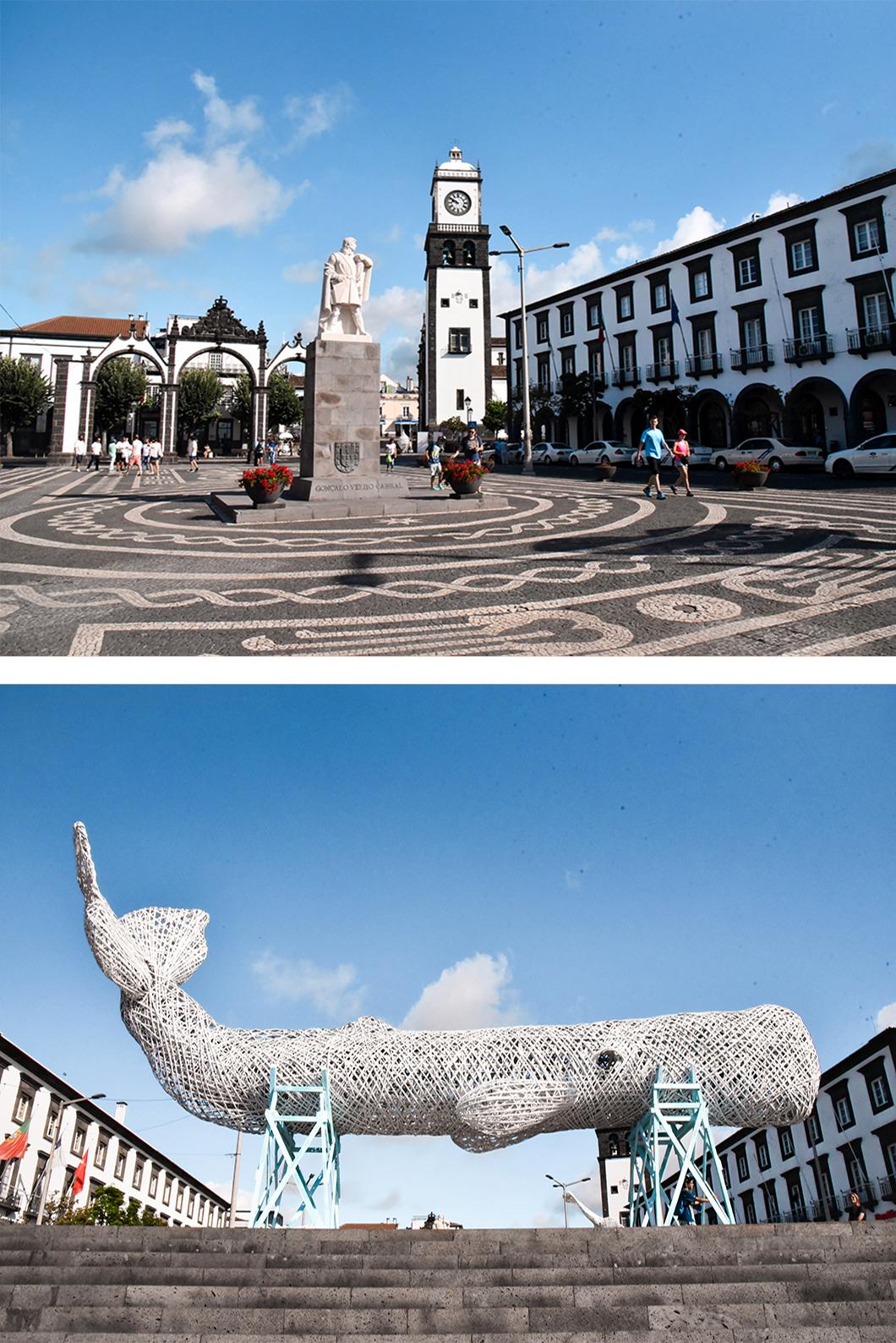 Visiter Ponta Delgada, la plus grande ville de Sao Miguel