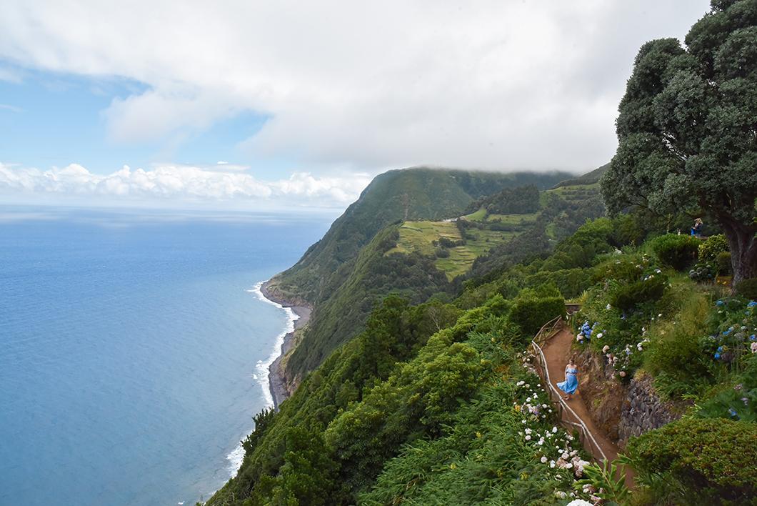 Sao Miguel et ses points de vue incontournables, le Miradouro da Ponta do Sossego