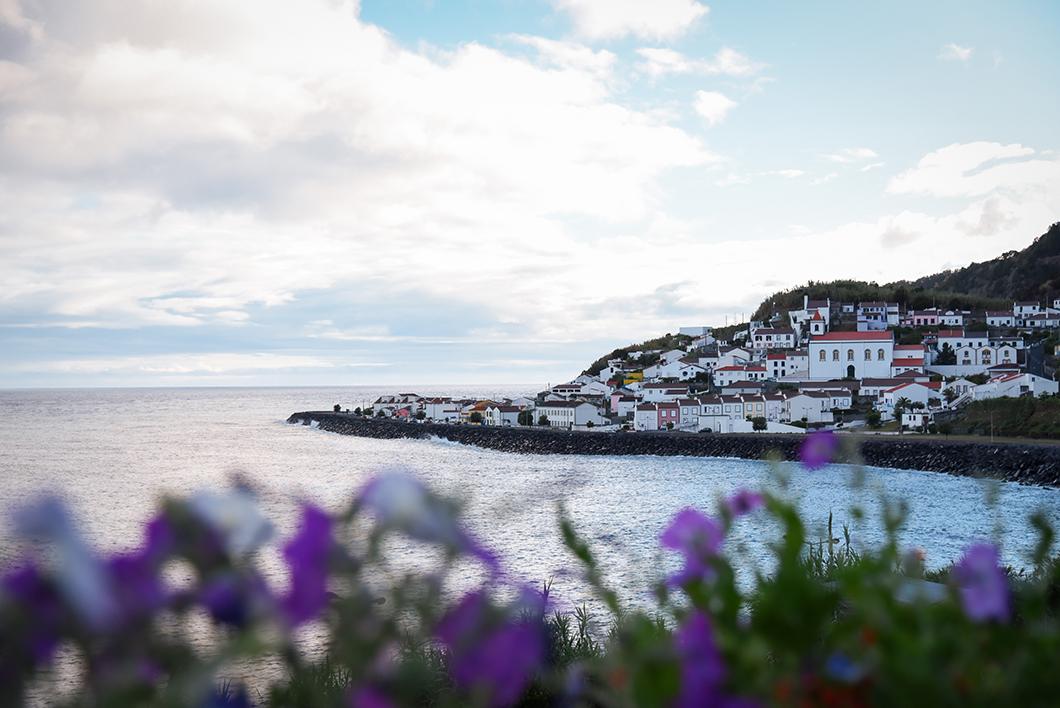 Les Açores, îles au Portugal