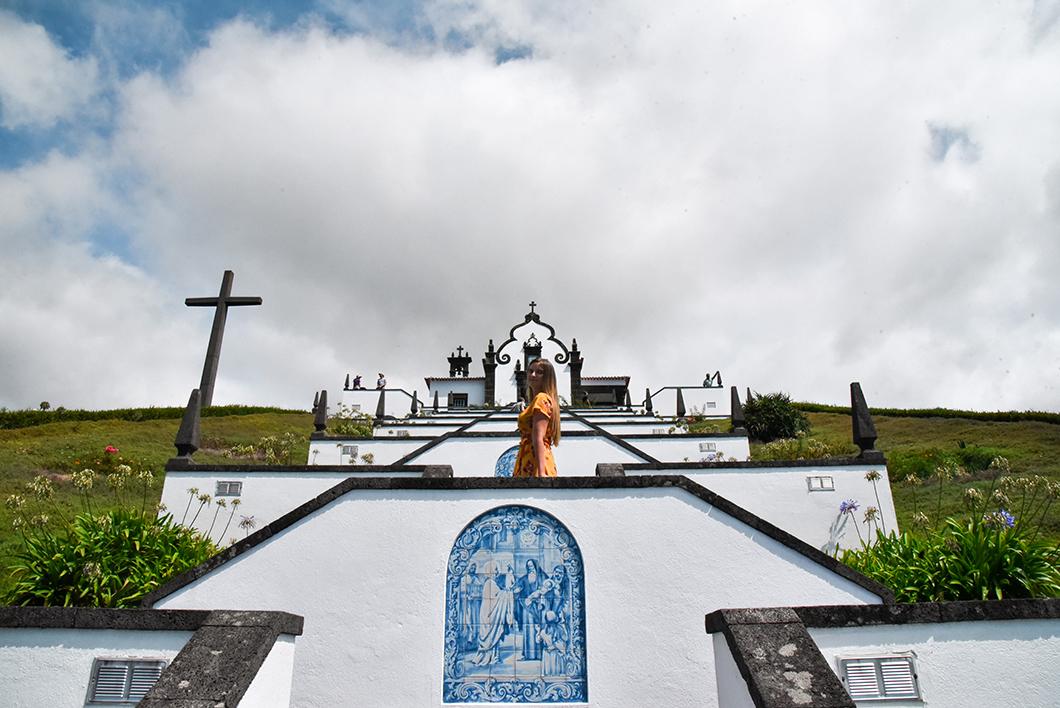 Miradouro da Nossa Senhora da Paz, incontournable dans les Açores