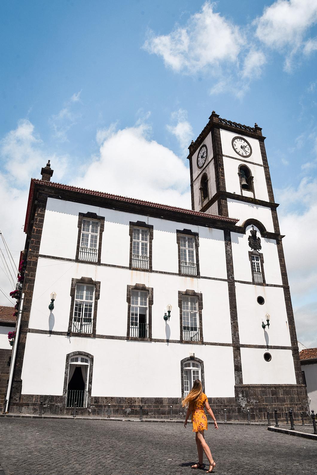 Visiter Vila Franca do Campo dans les Açores