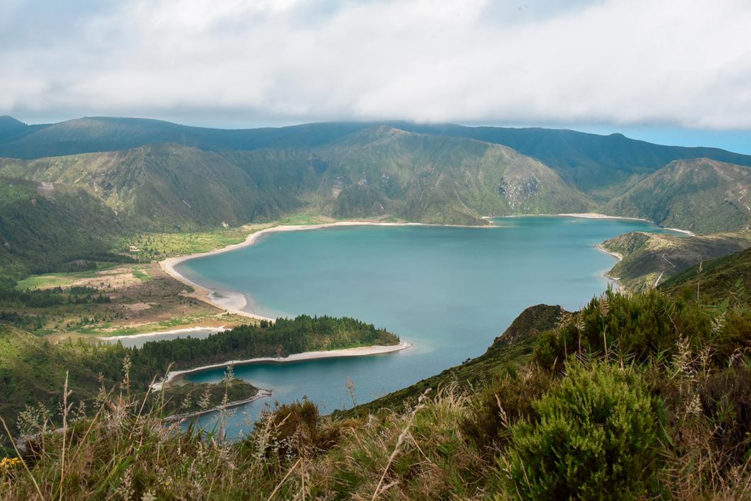 Le Lagoa do Fogo, visite incontournable dans les Açores