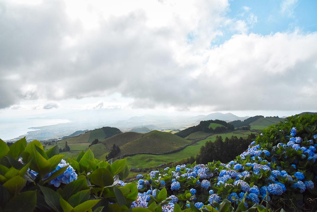 Les plus beaux lacs de l'île de Sao Miguel dans les Açores