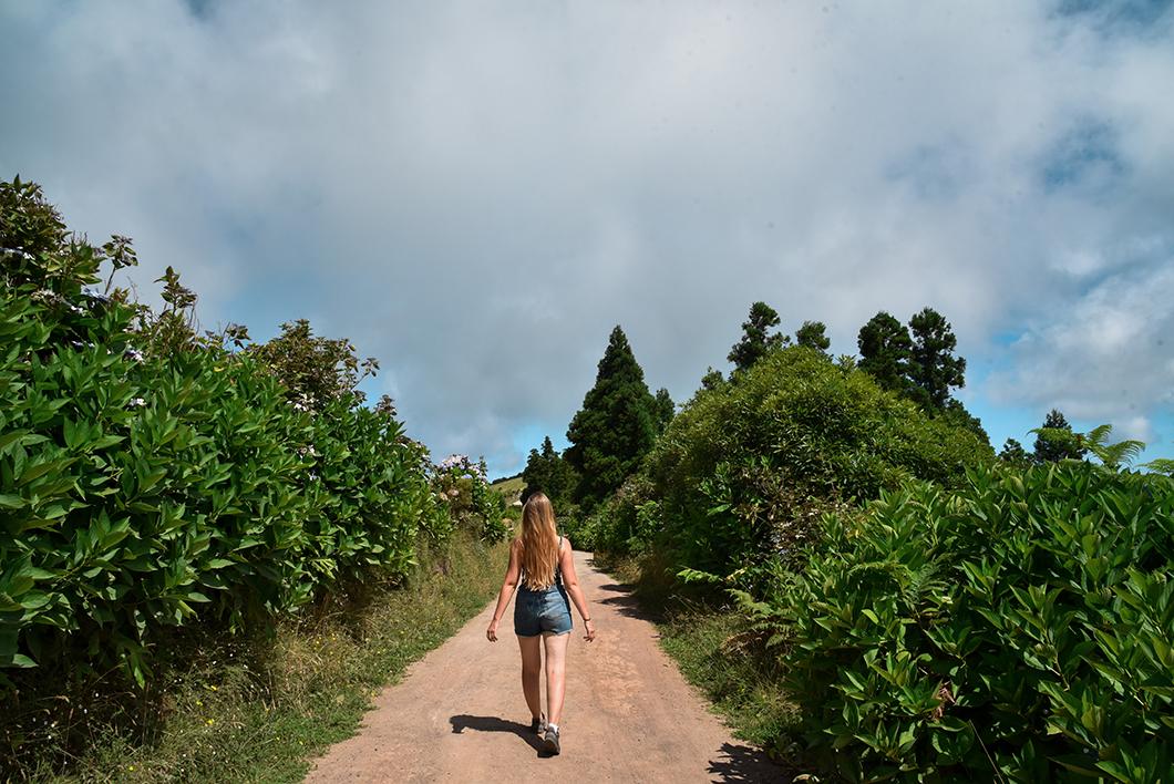 Rando au volcan Sete Cidades, activité incontournable à Sao Miguel