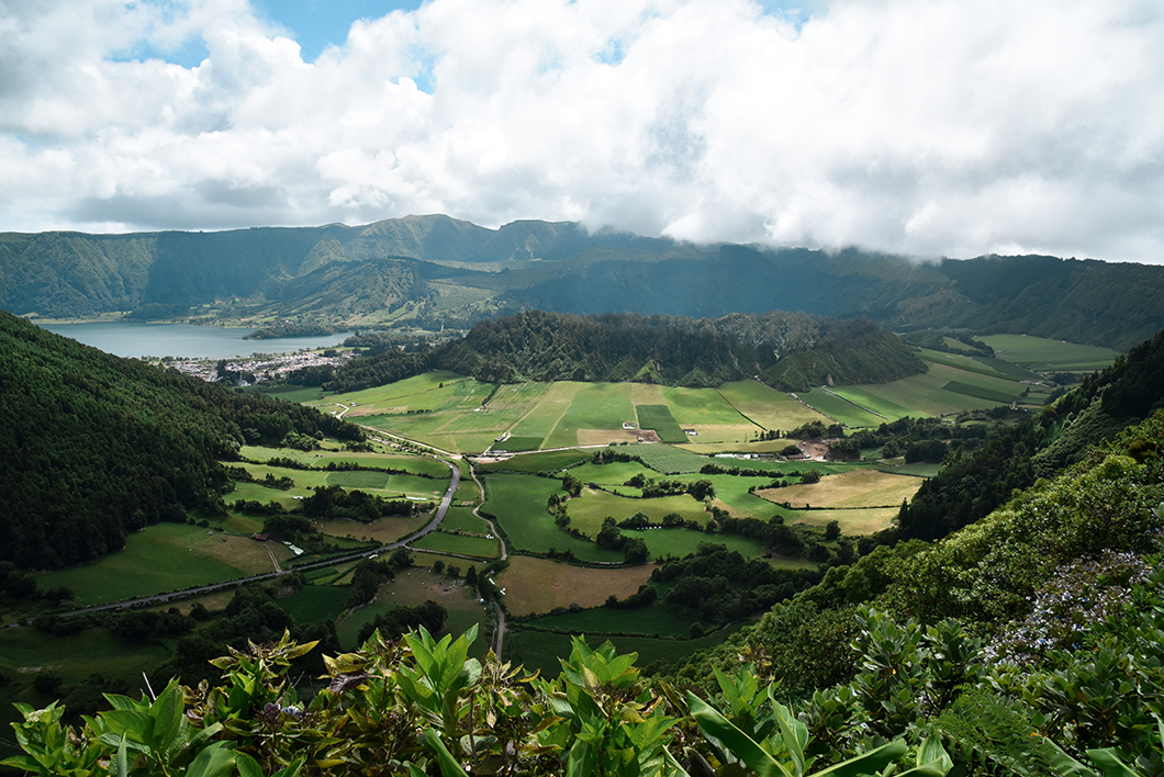 Les plus beaux points de vue au volcan Sete Cidades