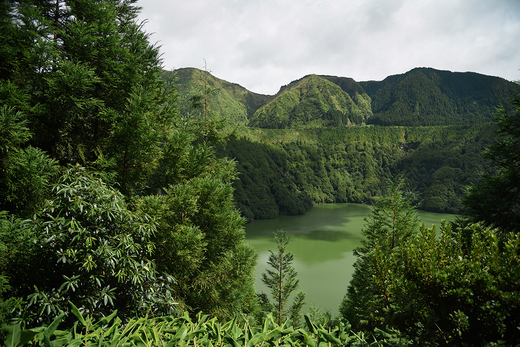 Lagoa do Canario, point de vue incontournables dans les Açores
