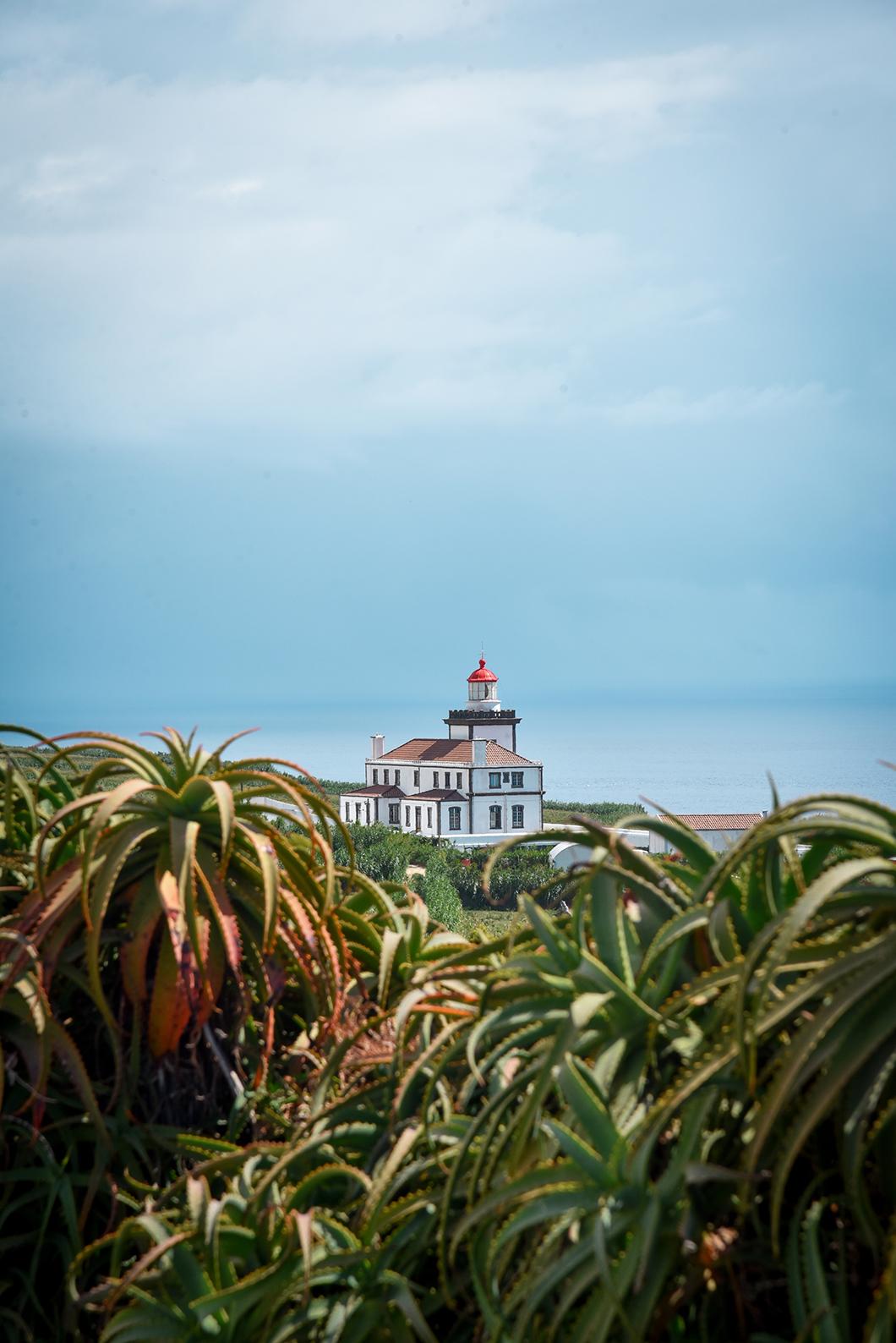 Le phare de Ferraria, plus beaux points de vue sur l'île de Sao Miguel