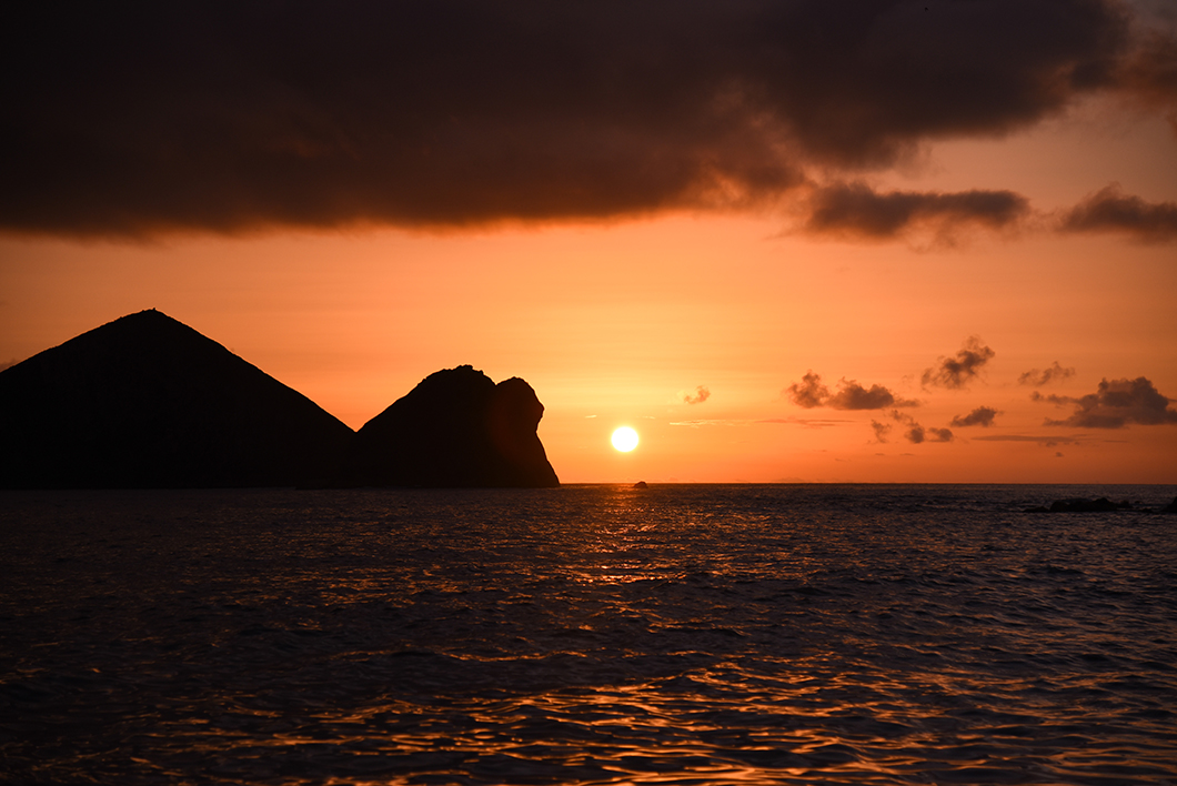 Mosteiros, meilleur endroit pour admirer le coucher de soleil dans les Açores