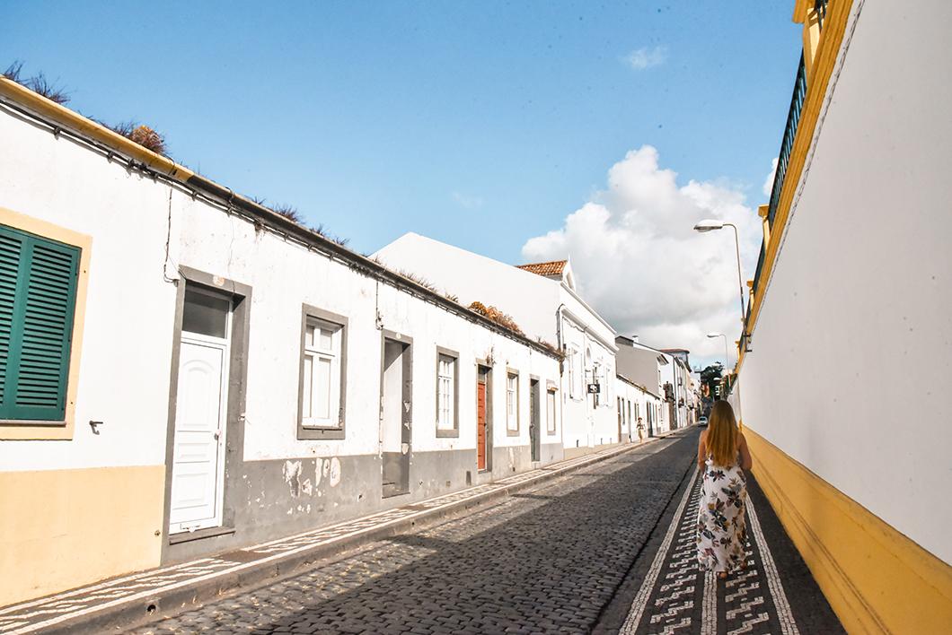 Visiter Ponta Delgada dans les Açores au Portugal