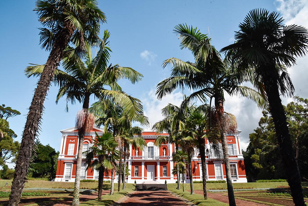 Palácio de Sant'Ana, visite incontournable dans les Açores