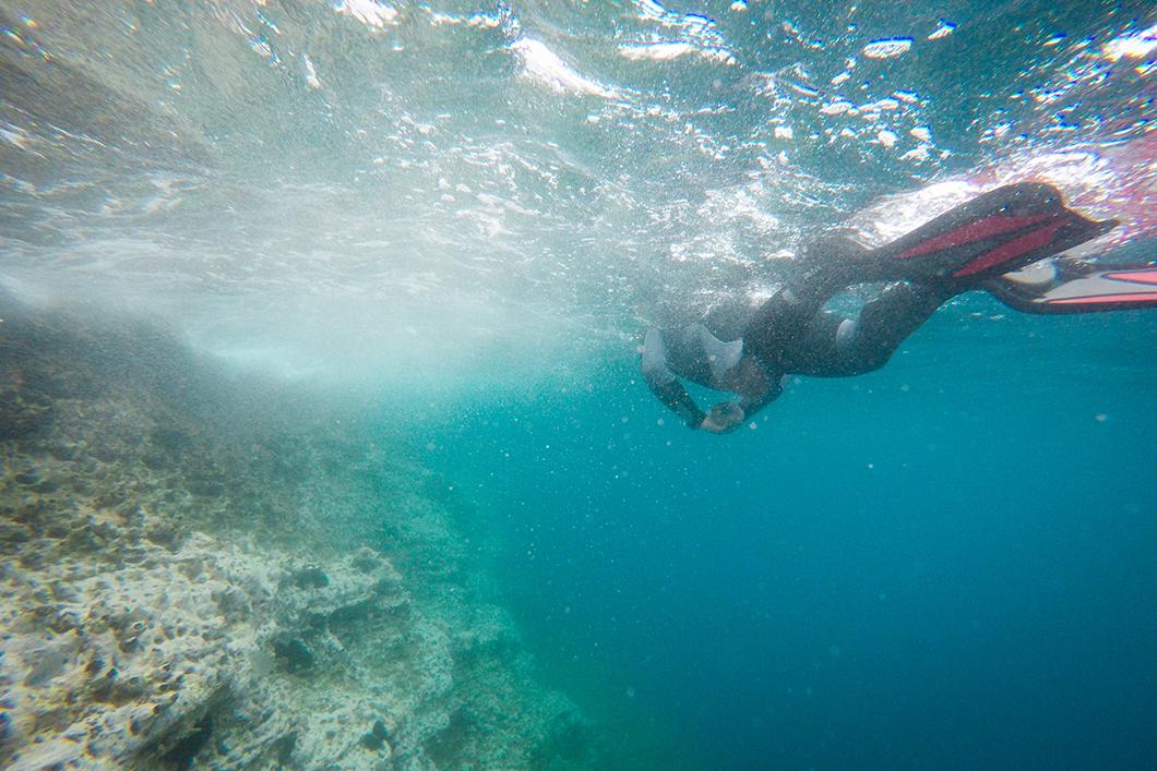 Que faire à Sao Miguel dans les Açores ? Faire de la plongée