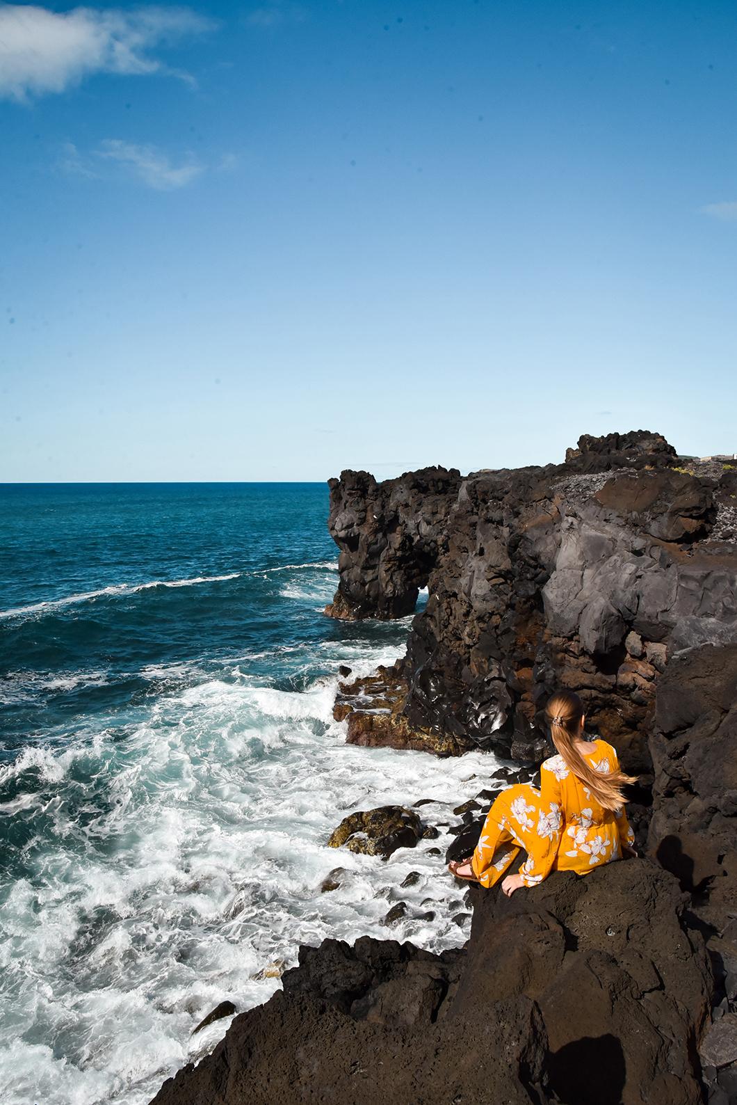 Ponta das Praias, top des points de vue dans les Açores à Sao Miguel
