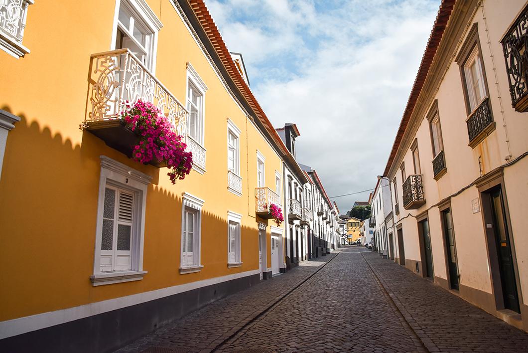 Balade au village de Ribeira Grande, activité à Sao Miguel dans les Açores