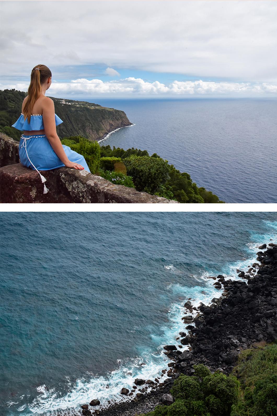 Découvrir la côte est de l'île de Sao Miguel dans les Açores