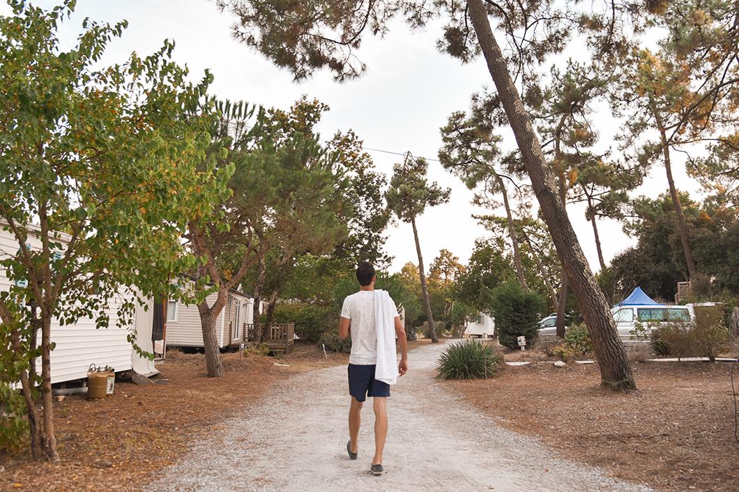 Le Camping des Pins, camping familial haut de gamme à Soulac-sur-Mer