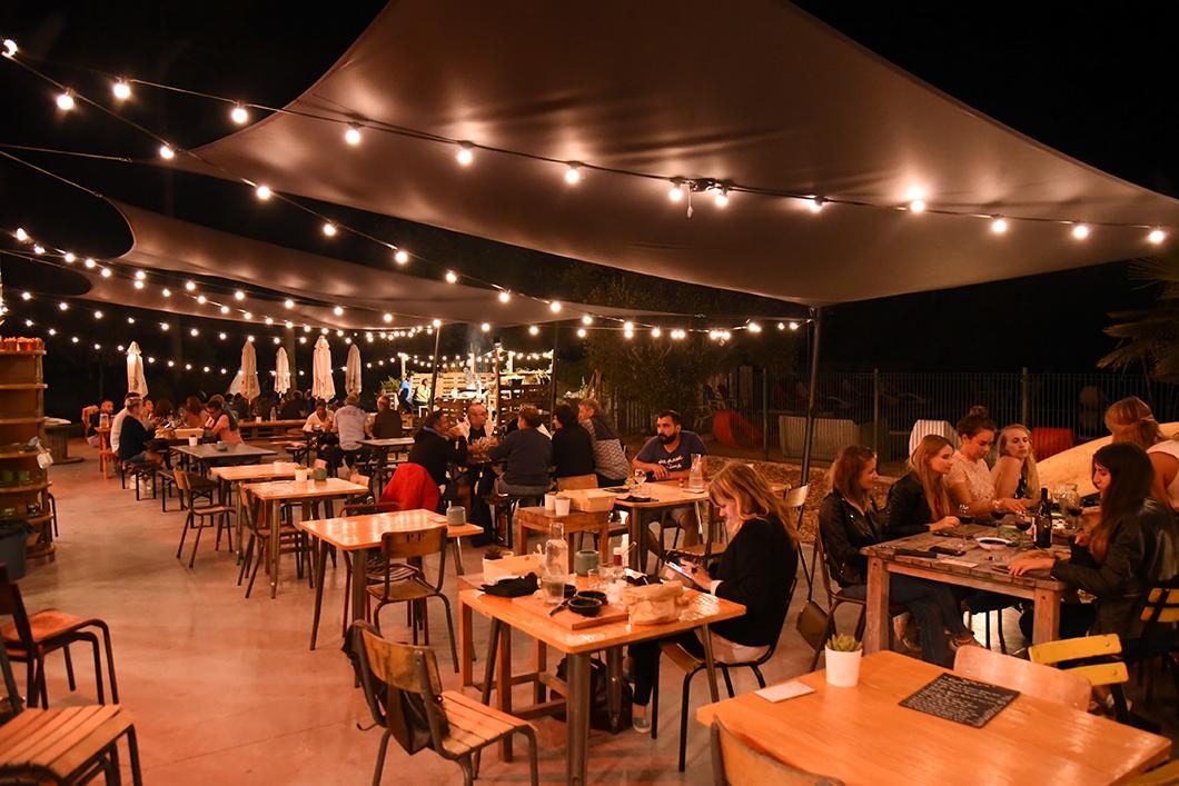 Les Frères Nicoll's, restaurant à côté du Camping des pins