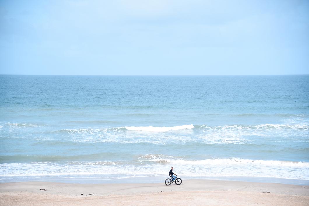 Fatbike à Soulac-sur-Mer