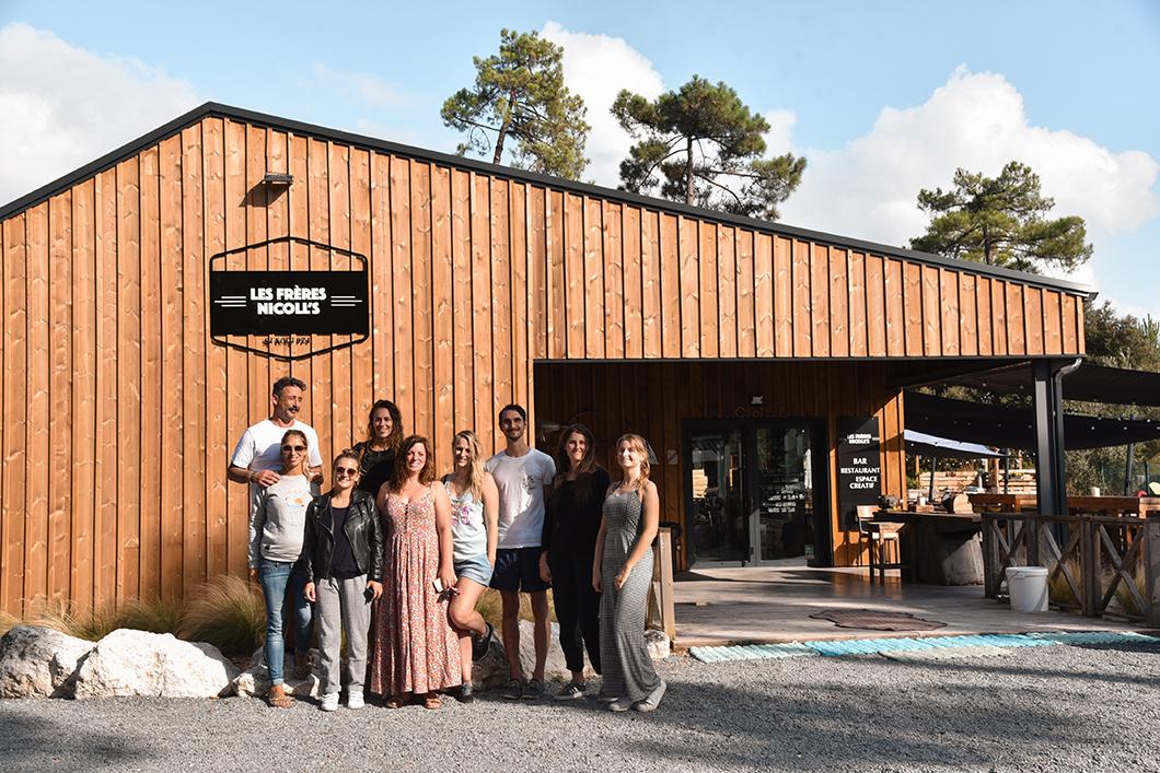 Camping des Pins, meilleur camping à Soulac-sur-Mer