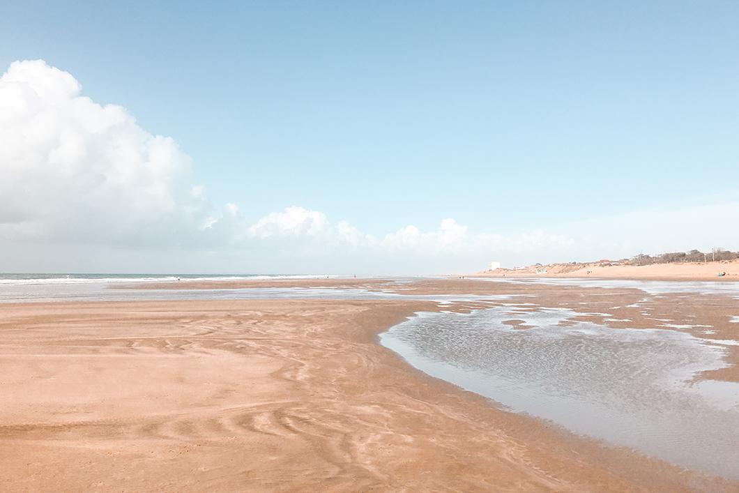 Plage de Soulac-sur-Mer