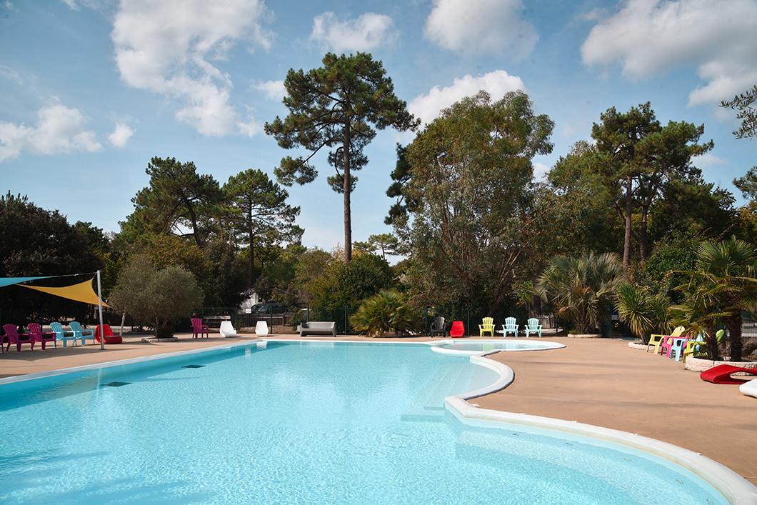 Camping des Pins, camping 4 étoiles à Soulac-sur-Mer