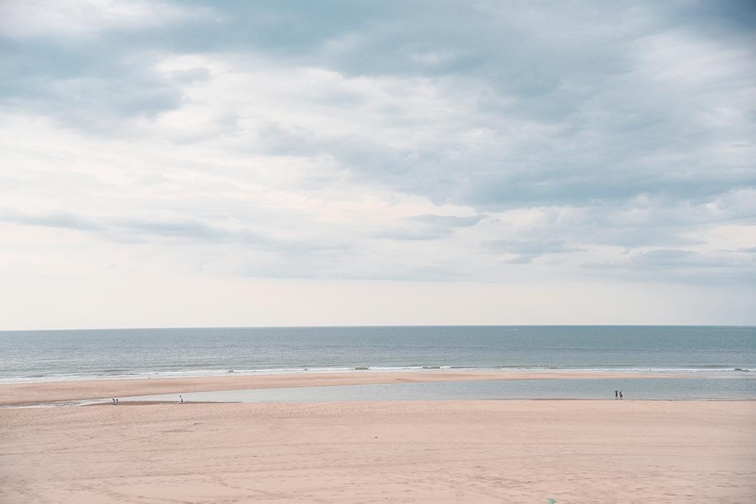 Se baigner à Soulac-sur-Mer