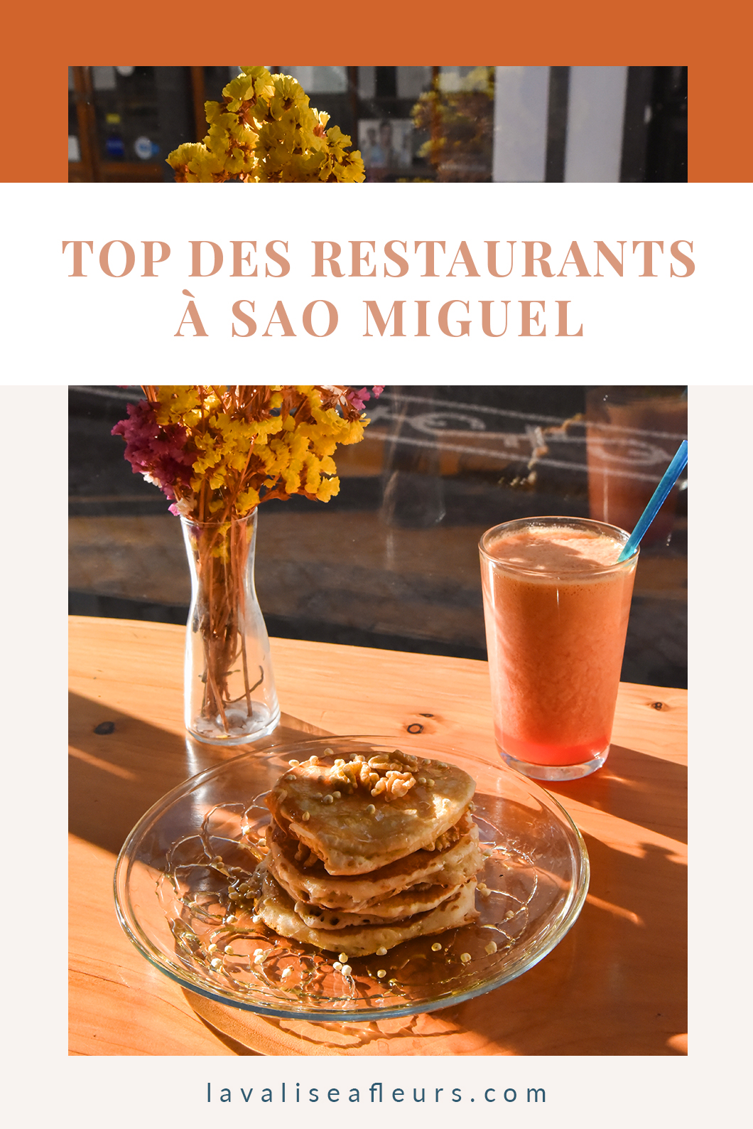 Top des restaurants à Sao Miguel