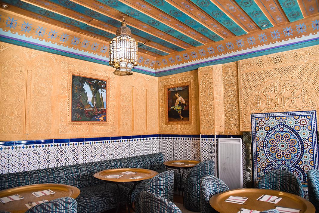 Top des restaurants orientaux à Paris