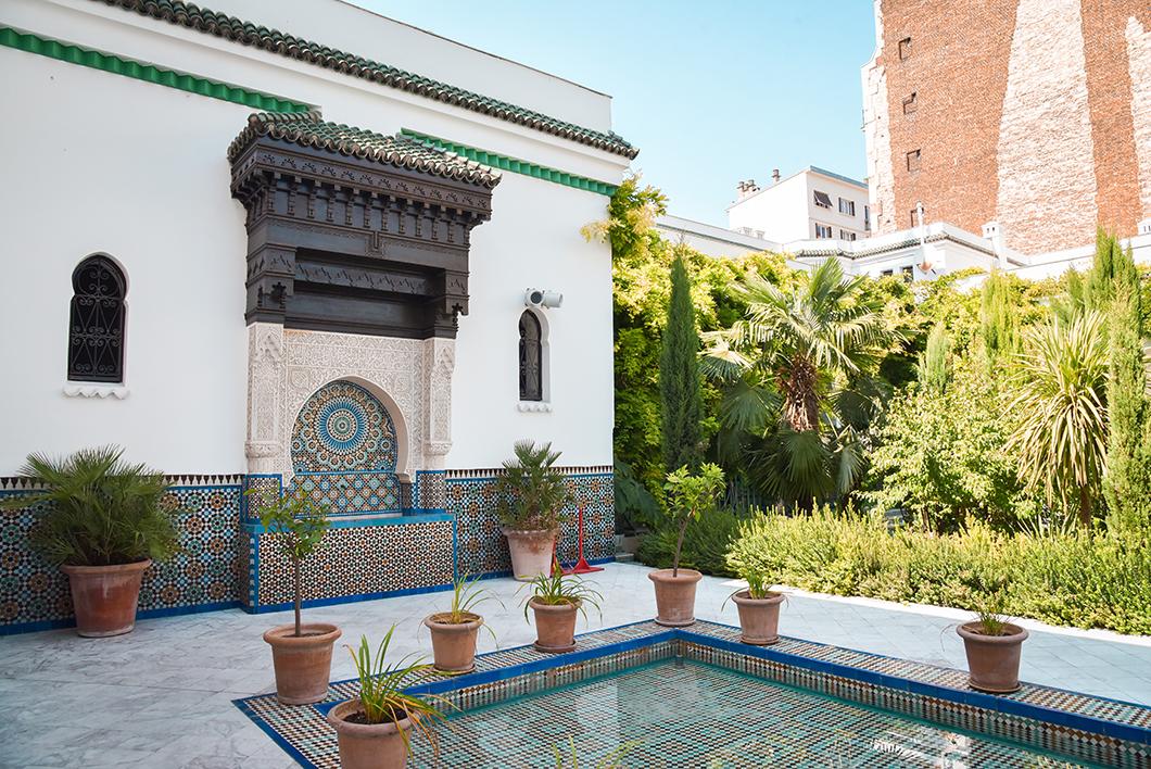 Découvrir laGrande Mosquée de Paris