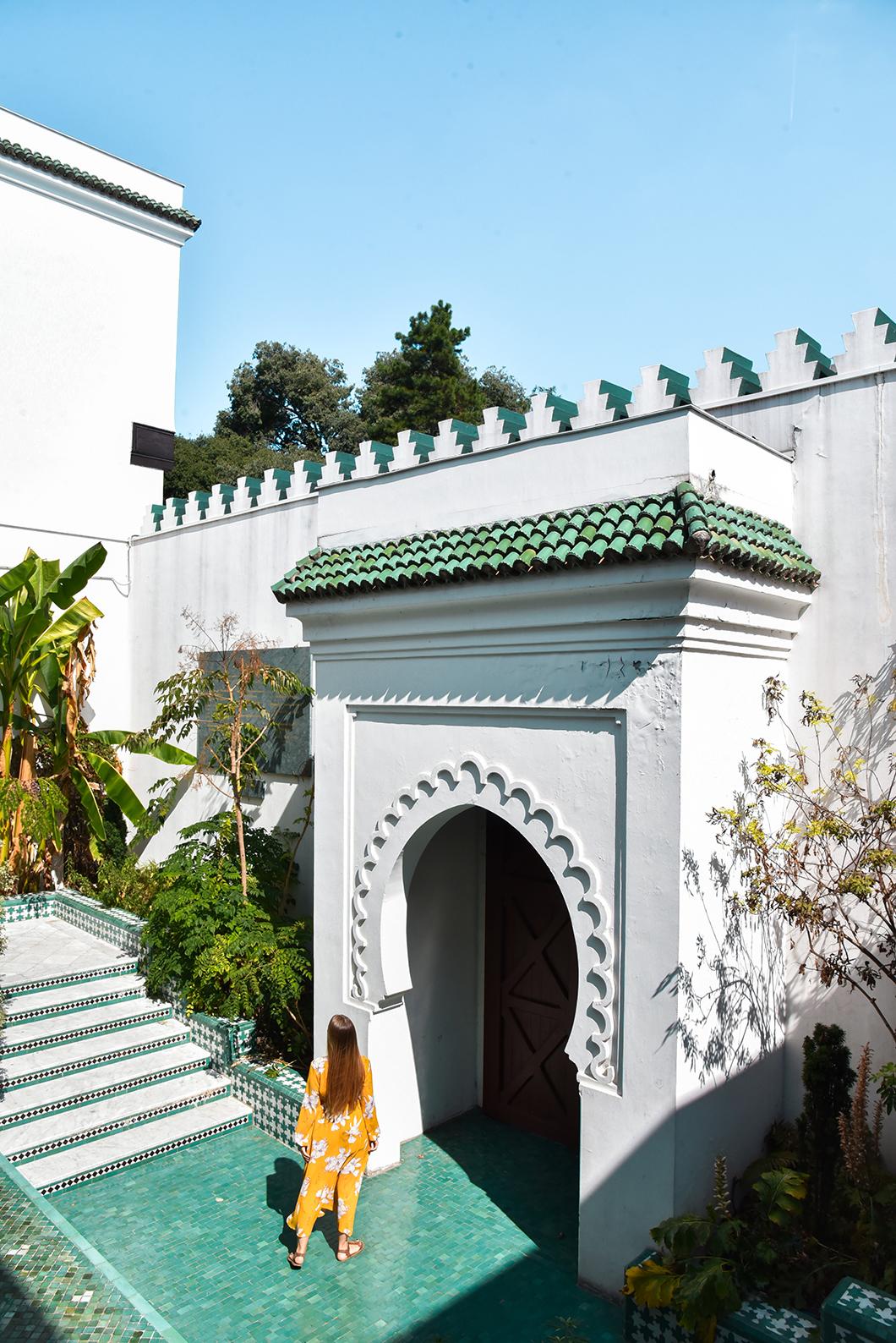 Découvrir les endroits insolites de Paris - La Grande Mosquée