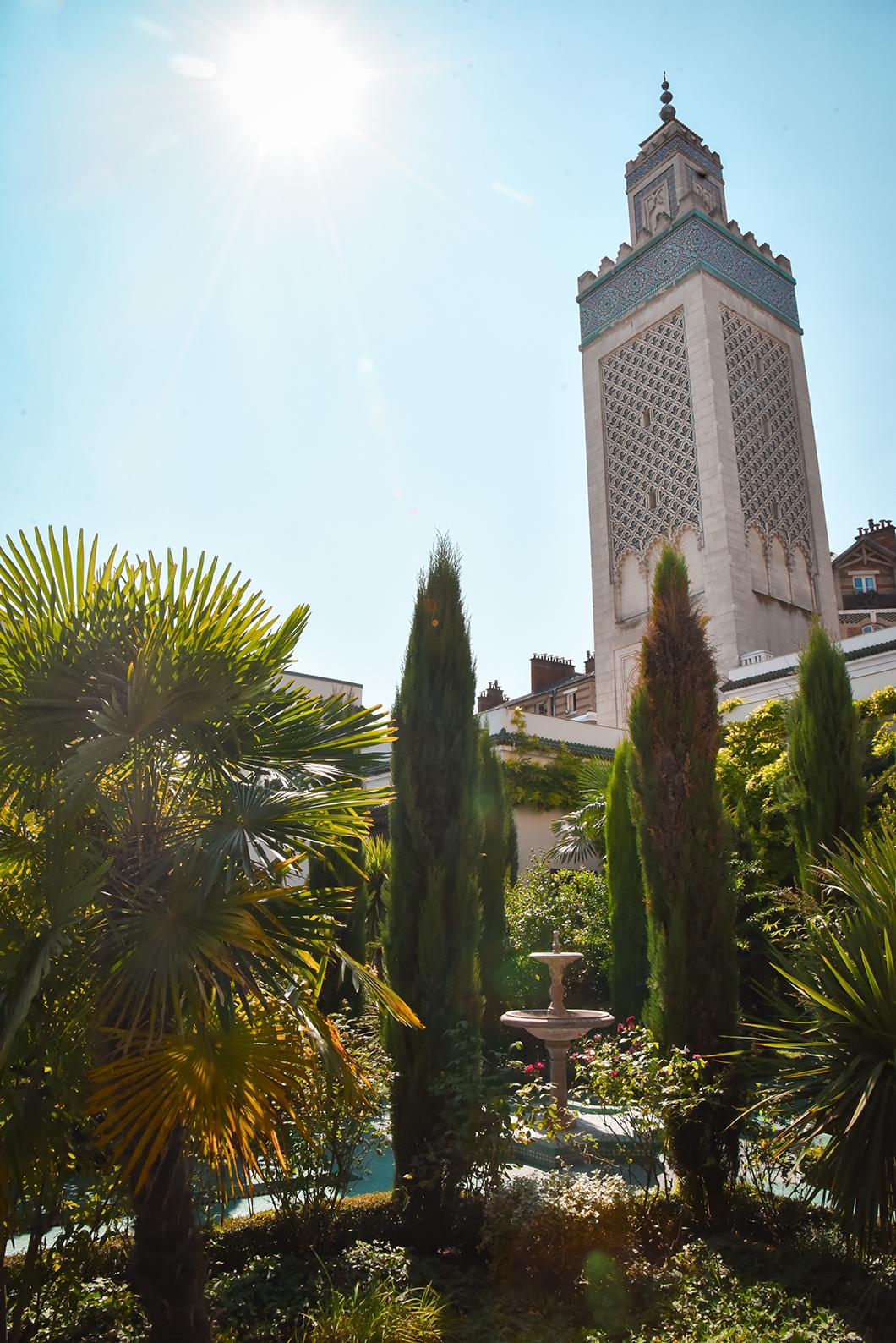 Grande mosquée, 5 ème arrondissement de Paris