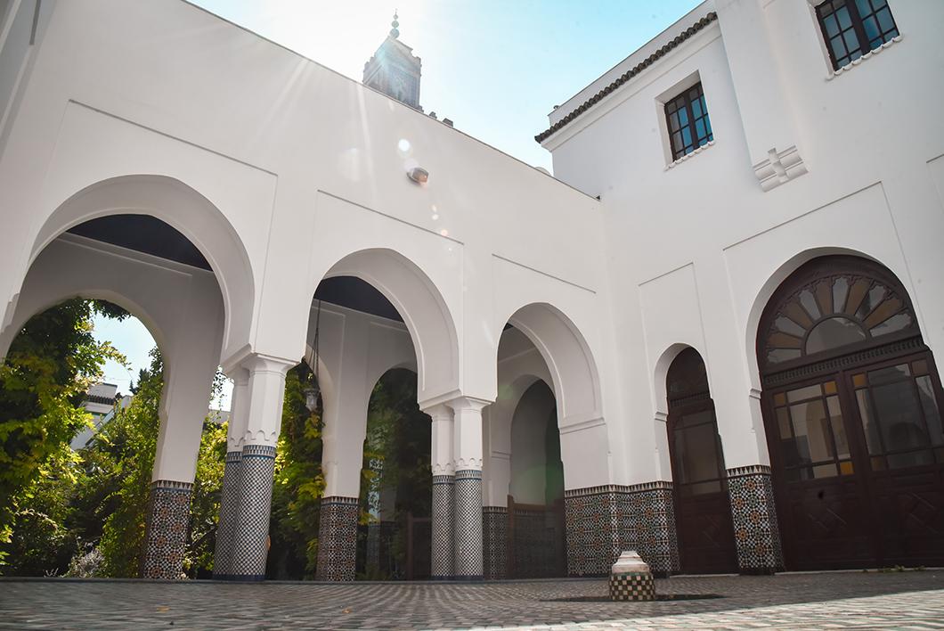 Grande Mosquée, les plus beaux monuments de Paris