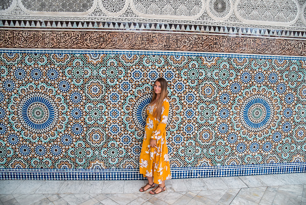 Visite guidée à la Grande Mosquée de Paris