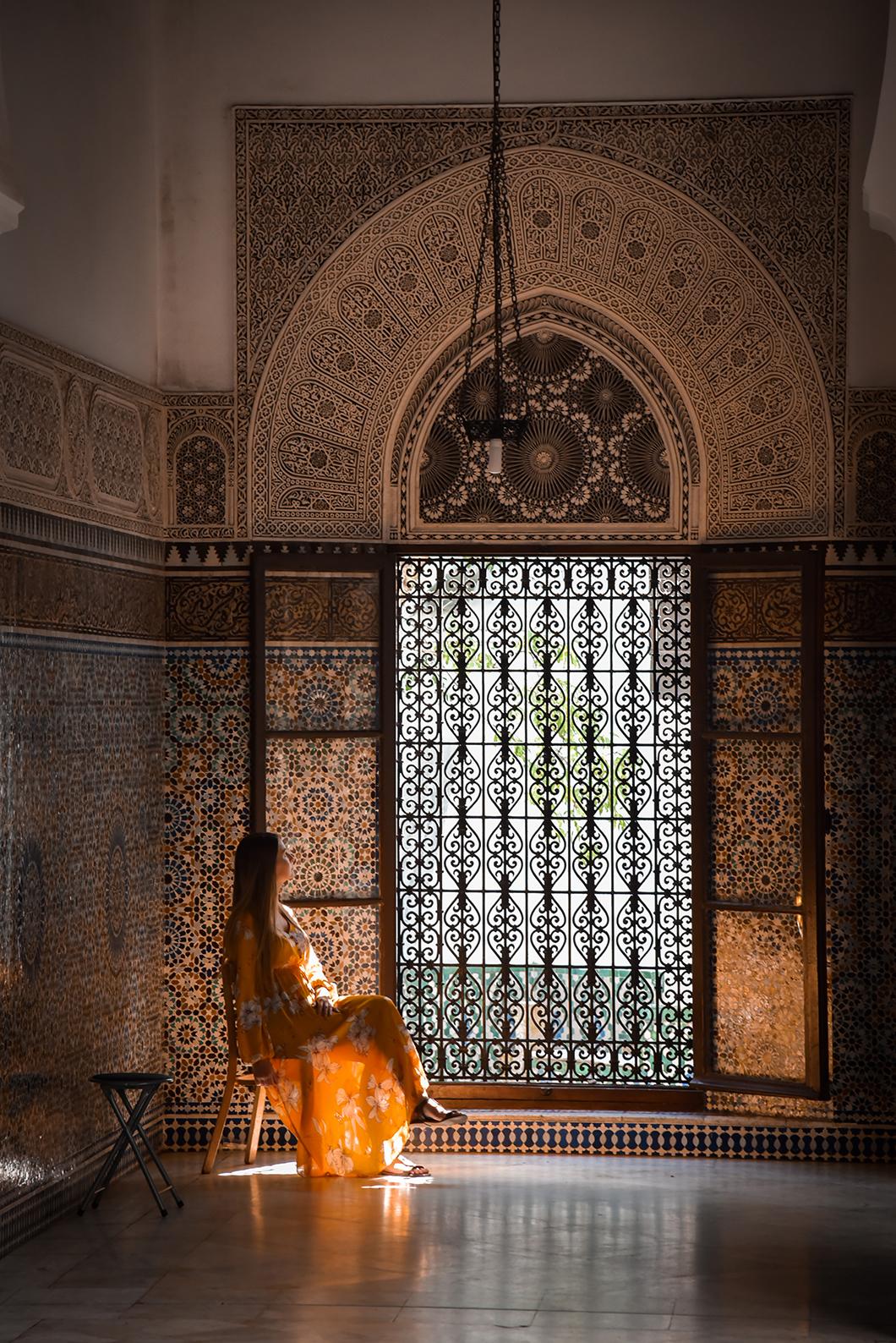 Nos endroits préférés à la Grande Mosquée de Paris